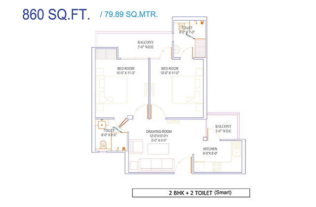 Ground floor plan x mall noida